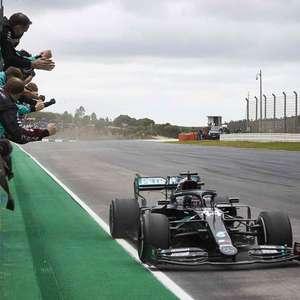 """Perto do hepta, Mercedes espera """"ainda mais tempero"""" em ..."""