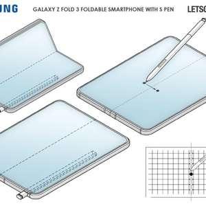 Samsung registra patente de celular Galaxy dobrável com ...