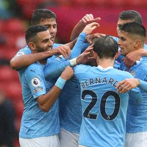 Com placar magro, Manchester City bate o Sheffield United