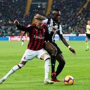 Invicto há 23 jogos, Milan visita a Udinese para manter ...