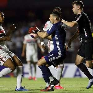 Sistema defensivo do São Paulo tem 'teste de fogo' ...