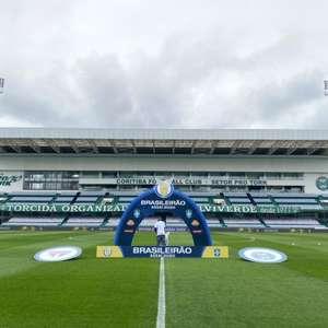 Coritiba busca reação no Brasileirão diante do Atlético-GO