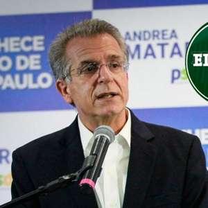 E(L!)eições-SP - Andrea Matarazzo: 'O esporte será um ...