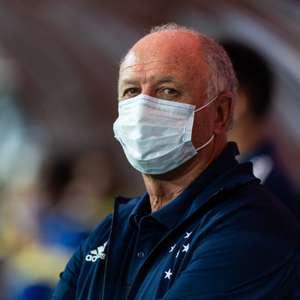 Felipão segue invicto no Cruzeiro e faz sete pontos em ...