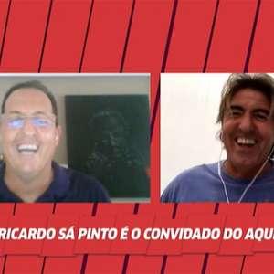 Convidado do 'Aqui com Benja', Ricardo Sá Pinto deseja ...