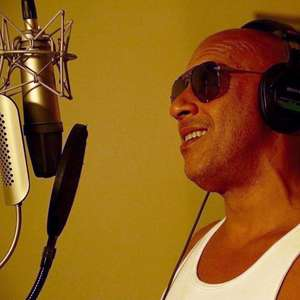 Vin Diesel lança nova música nas plataformas digitais