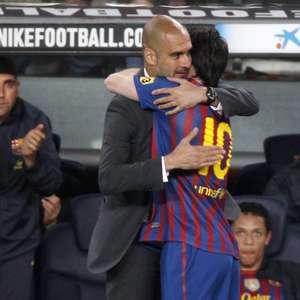 Manchester City quer fazer proposta por Messi em janeiro