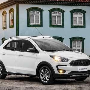 Ka Hatch desvalorizou 13,5% antes do anúncio da Ford
