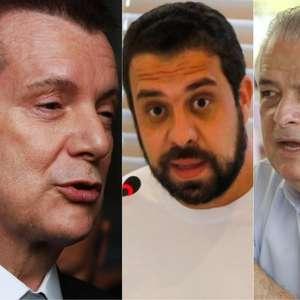 Ibope: Covas tem 38%; Boulos, 16%; Russomanno e França, 13%