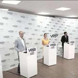 Joice e PSL anunciam voto em Covas; veja como ficam apoios