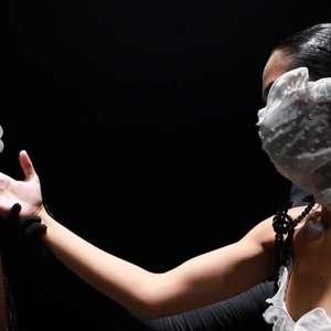 SPFW: Com balé e máscaras, Apto 03 fala da cegueira e do ...