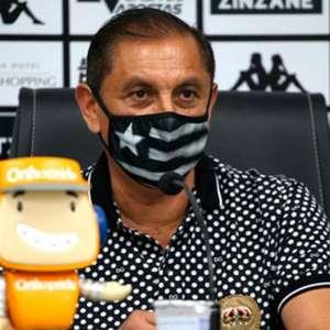 Por saúde, Botafogo anuncia saída de Ramón Díaz