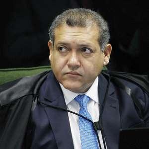 Kassio interrompe mais um julgamento relacionado a Bolsonaro