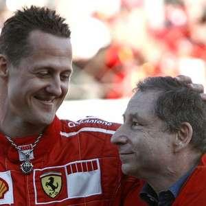 Todt revela que Schumacher 'continua lutando' pela vida