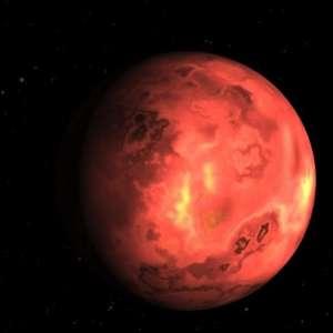 K2-141b, o planeta onde chove pedra, os ventos são ...