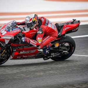 Dovizioso cogita processar Ducati em caso ligado à ...