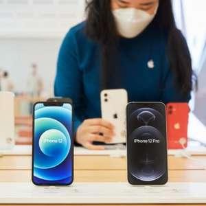 Apple inicia pré-venda do iPhone 12 no Brasil; confira ...