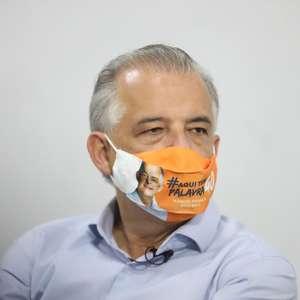 Márcio França contraria PSB e diz que ficará neutro