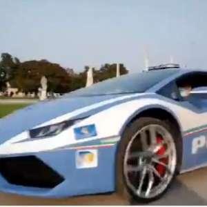 Lamborghini leva rim por 500 km para transplante urgente