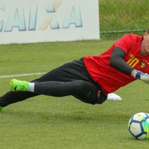 Diante do Atlético-GO, gol do Sport deve ter volta de ...