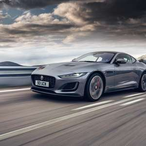 Novo Jaguar F-Type 2021 estreia a partir de R$ 404 mil