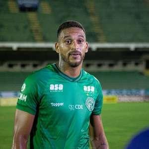 De volta ao Guarani após suspensão, Júnior Todinho ...