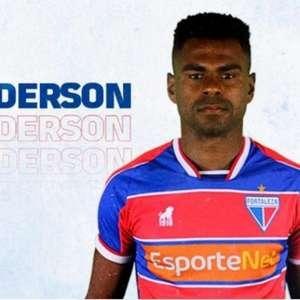 Encostado no Bahia, Wanderson assina por empréstimo com o Fortaleza