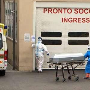 Itália tem mais 753 mortes pela covid-19 em 24 horas