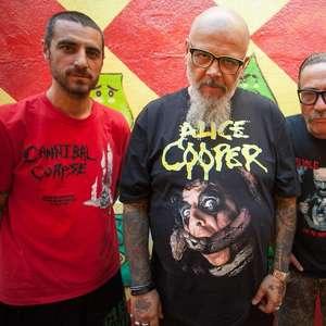 Ratos de Porão celebra 40 anos em live show com surpresas