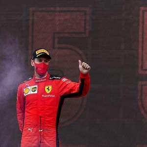 Experiência bateu a velocidade no GP da Turquia