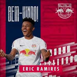Bragantino anuncia oficialmente a chegada de Eric Ramires