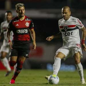 Daniel Alves se declara ao São Paulo: 'Quero desfrutar do meu sonho'