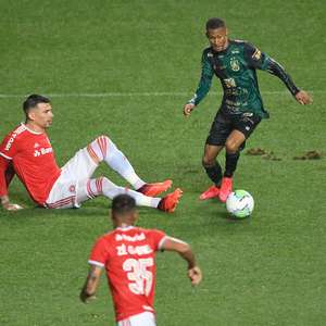 Inter chega aos pênaltis, mas é eliminado para o América-MG