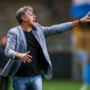 Renato Gaúcho prolonga contrato com o Grêmio até fevereiro de 2021
