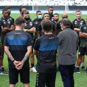 Janela fecha e Botafogo não consegue contratar reforço para o Brasileirão