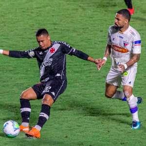 Contra o Fortaleza, Vasco só empata por 0 a 0, mas sai do Z4