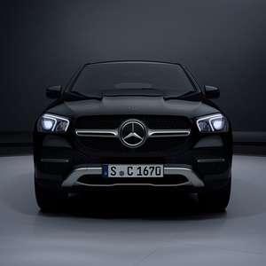 Novo Mercedes GLE Coupé agora é a diesel de 6 cilindros