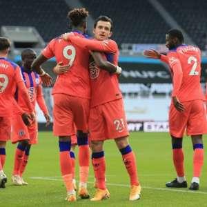 Chelsea vence o Newcastle e é líder provisório do Ingles