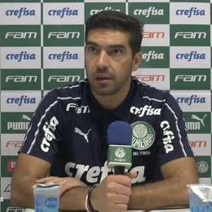 """PALMEIRAS: Abel Ferreira fala sobre punição a Ramires: """"cometeu esse erro, assumiu e pagou por ele"""""""