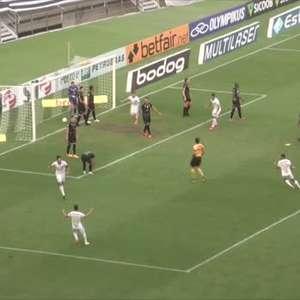 SÉRIE A: Gols de Ceará 2 x 2 Atlético-MG
