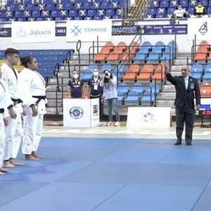 Brasil bate Cuba e conquista o título por equipes do Pan-Americano de Judô