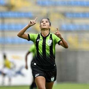 América-MG vence o Tiradentes-PI e abre vantagem nas oitavas de final do Brasileiro Feminino Série A2