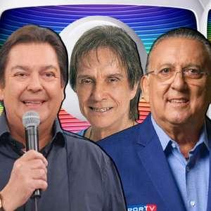 Em 2022, Globo terá de renegociar com Faustão, RC e Galvão