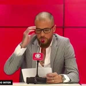 "INTERNACIONAL: D'Alessandro chora ao ler comunicado de despedida do clube: ""meu principal é saber que torcedor se sentiu representado e identificado"""