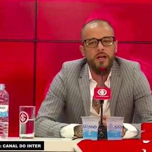 """INTERNACIONAL: D'Alessandro fala da frustração de não se despedir do torcedor dentro do Beira-Rio, mas deixa em aberto possível volta para encerrar carreira: """"nem que seja um jogo"""""""