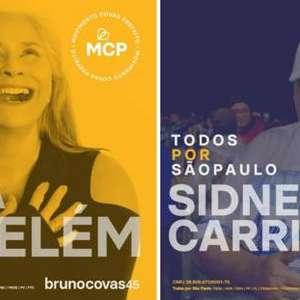 Covas e Boulos disputam apoio na área cultural em SP