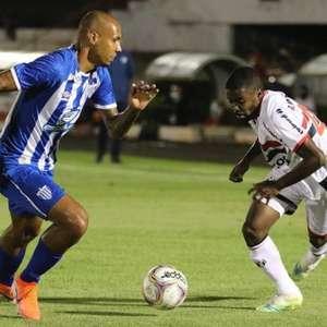 Avaí supera Botafogo-SP, vence a 3ª seguida e se ...