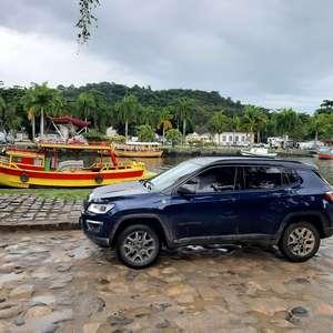 Jeep Compass volta a Paraty 4 anos depois ainda sem rivais