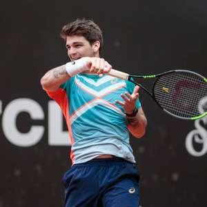 Nove brasileiros estreiam no São Paulo Open Tennis nesta terça-feira