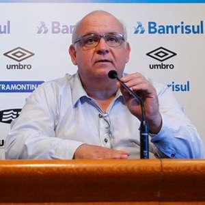 Visando disputa na Copa do Brasil, Bolzan fala que São Paulo 'deve uma' ao Grêmio